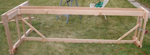 modified marimba frame design