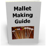Guide to making mallets for marimba and vibes