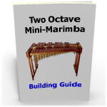 Making Marimbas DIY Mini Marimba Chromatic