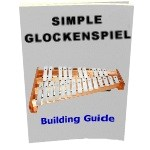 make a simple glockenspiel or metalophone