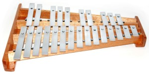 How to Make a Simple Glockenspiel or Metalophone