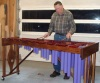 Ray's DIY four octave marimba - beautiful marimba making job