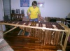 Five Octave P524 Marimba with Mods