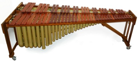 professional five octave concert marimba DIY with building guide